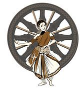 Odissi dance online training class lessons Delhi India